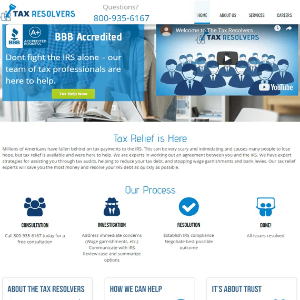 Tax Resolvers